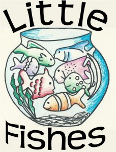 Little Fishes logo 2015