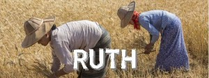 Sermons in Ruth 2013