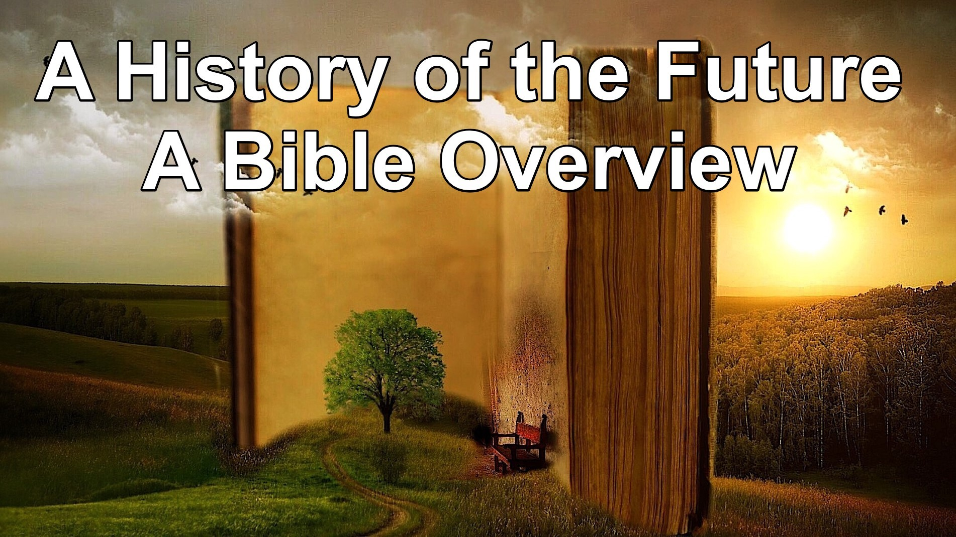 A Bible Overview - from Genesis to Revelation